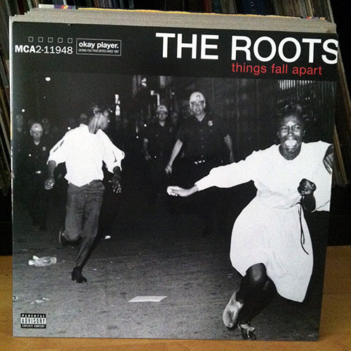 On The Turntable The Roots Things Fall Apart Record